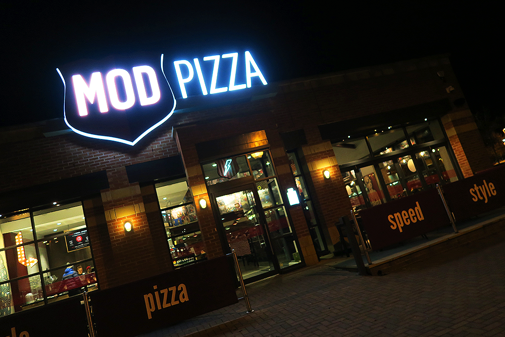 Review of MOD Pizza Leeds