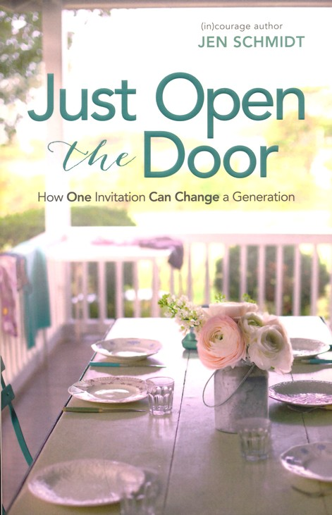 Just Open the Door book