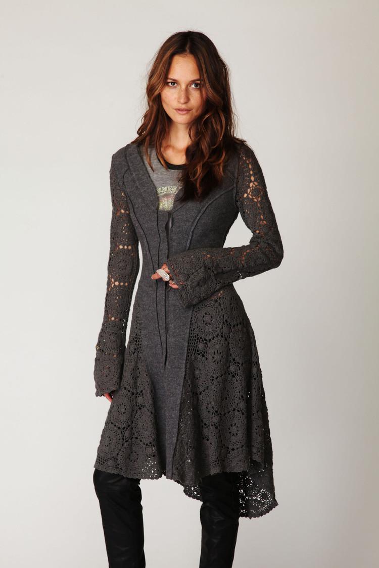 кардиган пальто и жакет тканьвязание крючком вязание крючком и