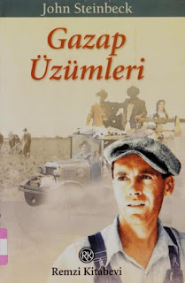 John Steinbeck - Gazap Üzümleri