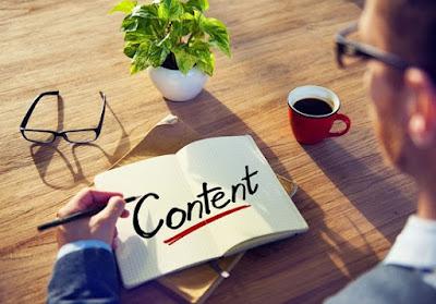 content khá quan trọng trong marketing online