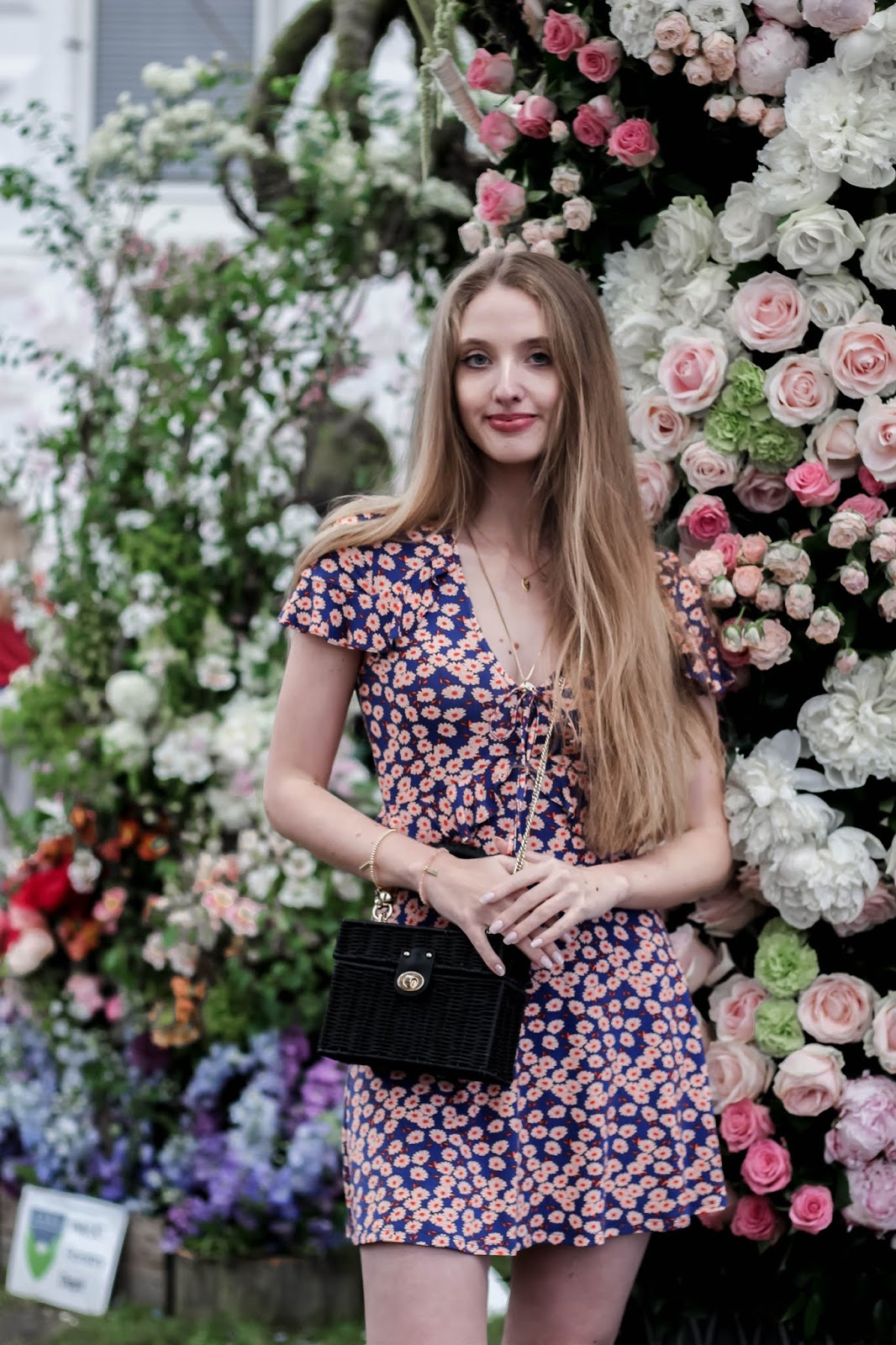 What to Wear Warm Weather Chelsea Flower Show 2018
