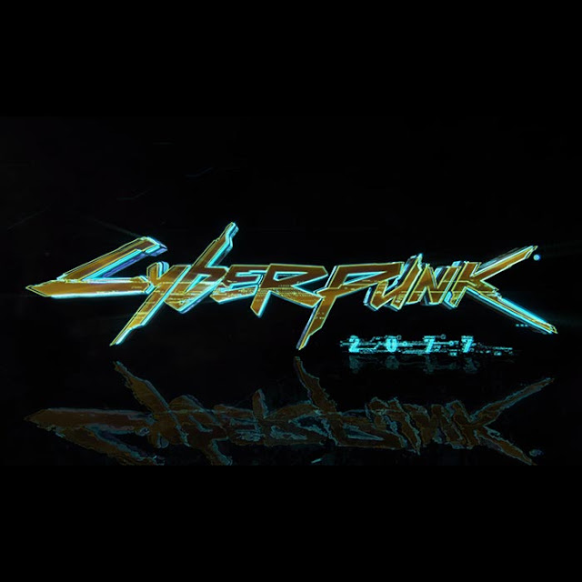 Cyberpunk 2077 Logo Wallpaper Engine