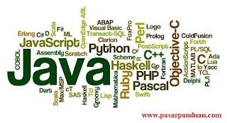 jenis dan contoh bahasa pemrograman komputer