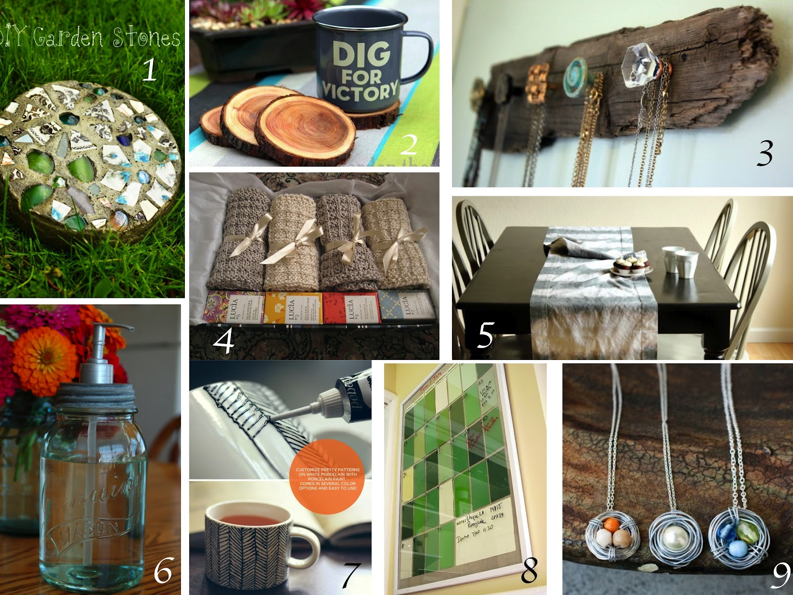 The Feminist Housewife: Christmas In July: Handmade Gifts