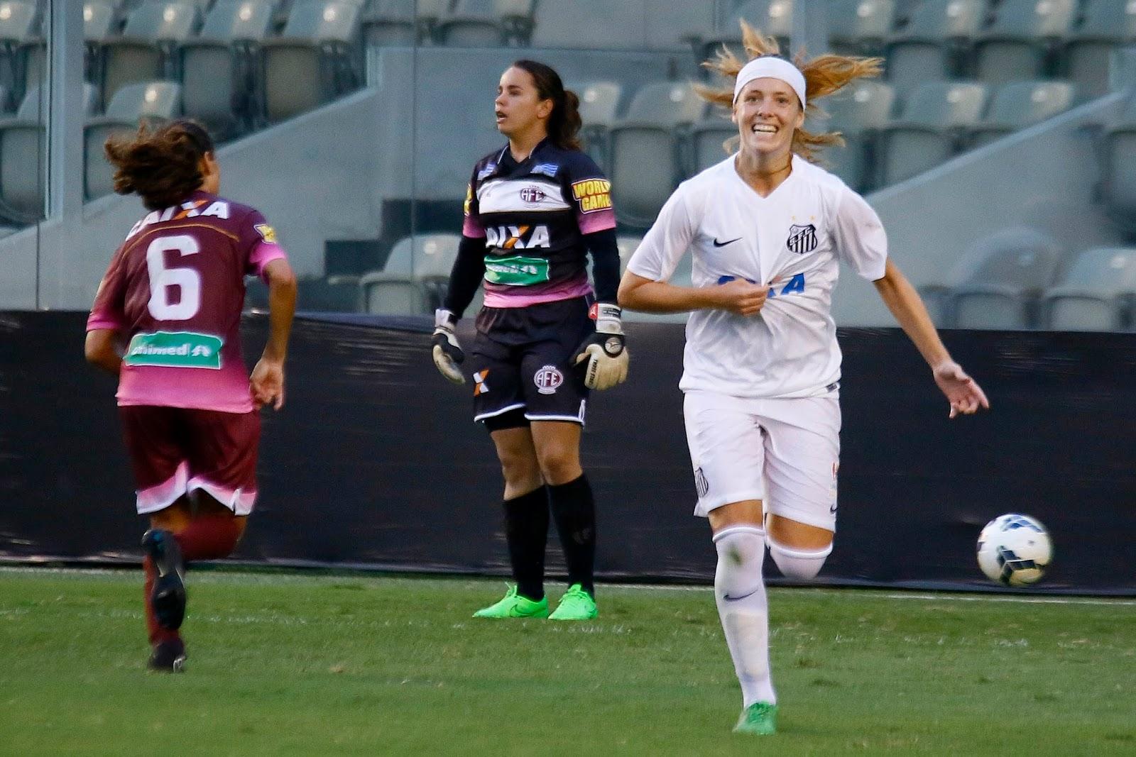 Campeonato Brasileiro Feminino 2015 - Classificação e jogos da 5ª rodada caf50f715e542