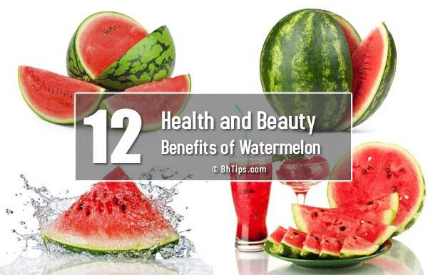 12 Health And Beauty Benefits Of Watermelon (Tarbooz) With Nutritional Value