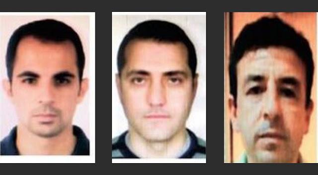 Τρεις Τούρκοι κομάντο συνελήφθησαν πριν περάσουν στην Ελλάδα