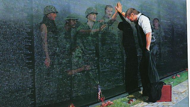 Hommage Soldats Tombés au Combat - Fond d'écran en Full HD