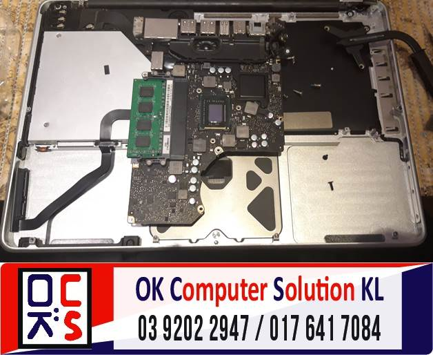 [SOLVED] TUKAR BATERI MACBOOK PRO A1278 | REPAIR LAPTOP CHERAS 3