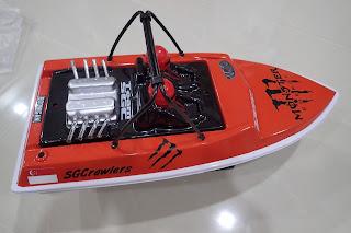 build - [Build Thread] Boolean21's NQD Jet Boat Build P6149645