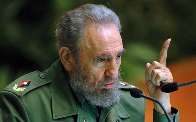 Πέθανε ο ιστορικός ηγέτης της Κούβας Φιντέλ Κάστρο σε ηλικία 90 ετών