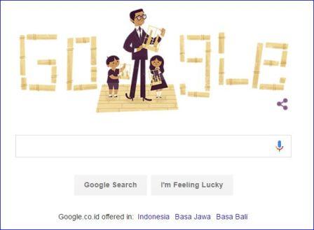 Siapa Daeng Soetigna Di Google Doodle Hari Ini