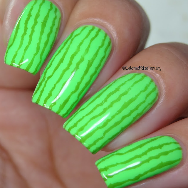 Top Shelf Lacquer - Kiwi Spinach Smoothie