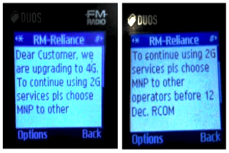 Reliance closing their operations in Bihar, West Bengal and Assam telecom circles, BSNL launches new offers exclusive for MNP Customers