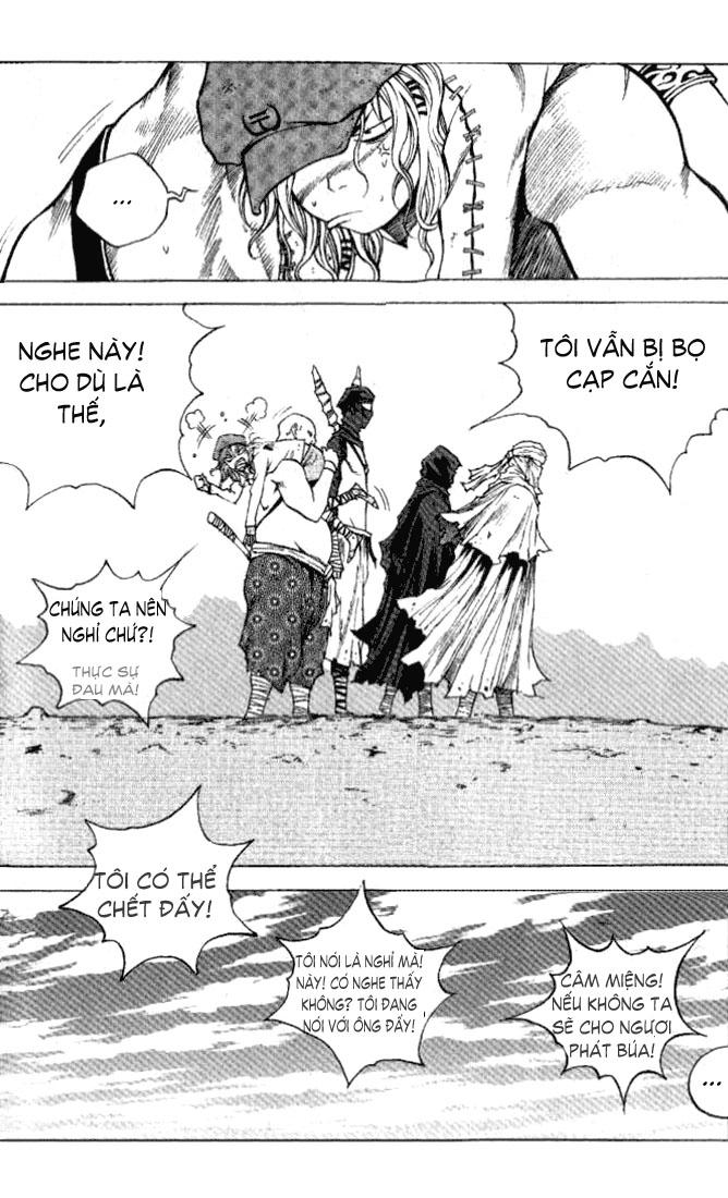 Banya chap 006 trang 13
