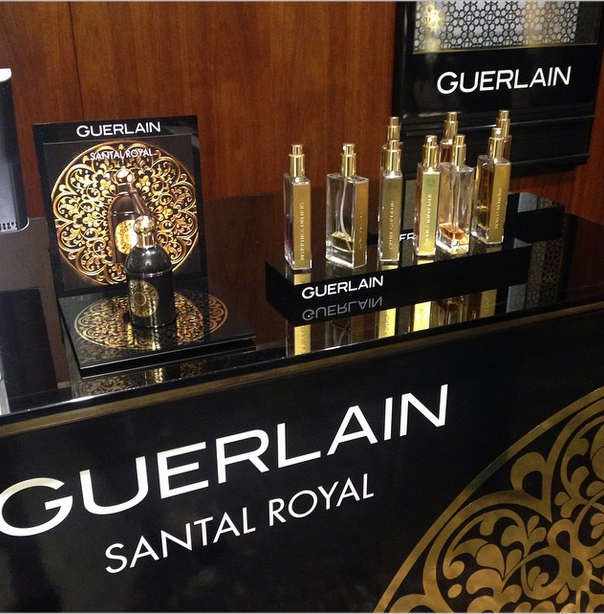 Perfume Shrine Guerlain Santal Royal New Fragrance