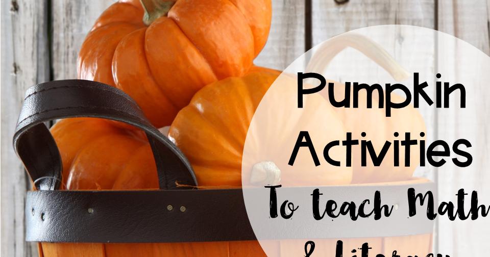 KinderGals: Move Over Apples…Here e the Pumpkins!