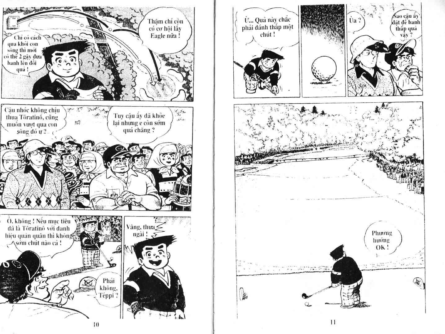 Ashita Tenki ni Naare chapter 43 trang 4
