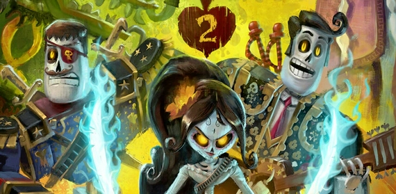 The Book of Life 2 Confirmed With A Key Visual.