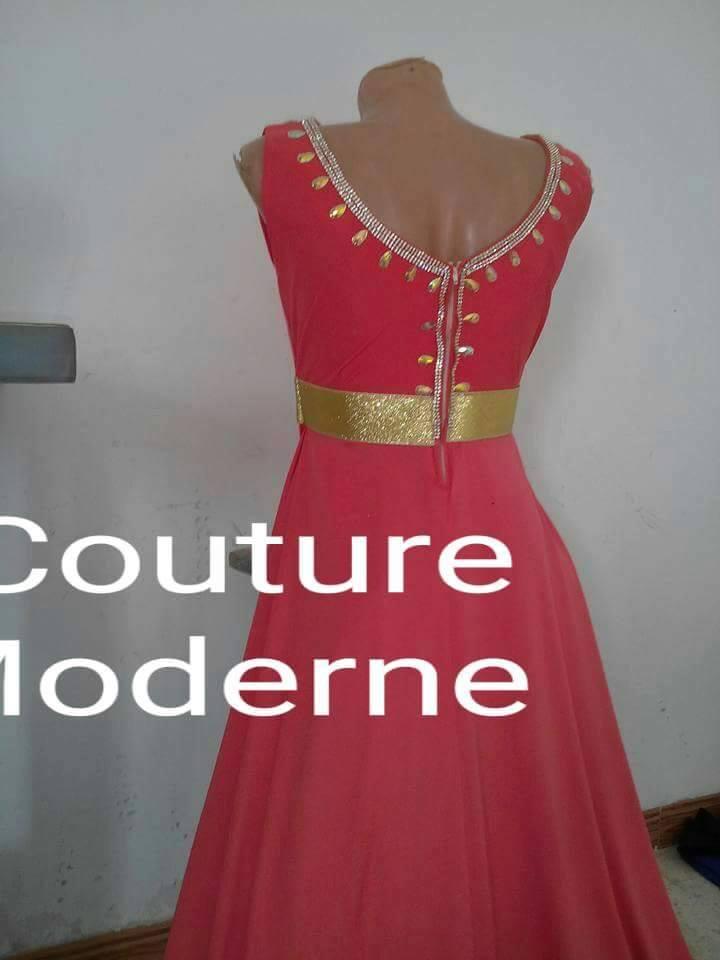 كيفية خياطة فستان عصري بالفيديو