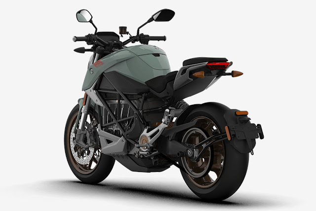 2020 Zero Motorcycles SR/F Electric Street Fighter