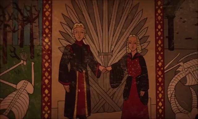 Targaryen Wedding - Game of Trones