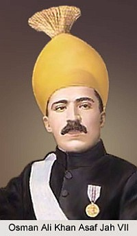 osman-ali-khan asaf jah VII