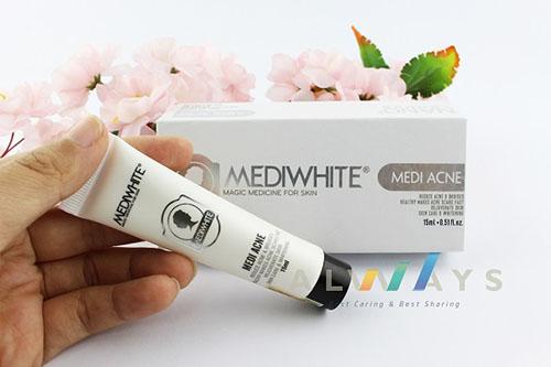 Những bí ẩn của dòng mỹ phẩm Medi White làm đẹp