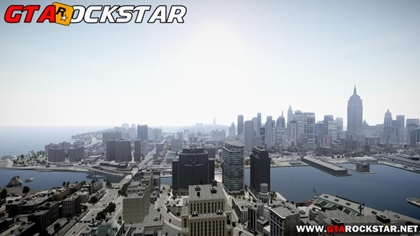 5K Ultra Realistic Graphics (Gráficos Ultra Real) para GTA IV