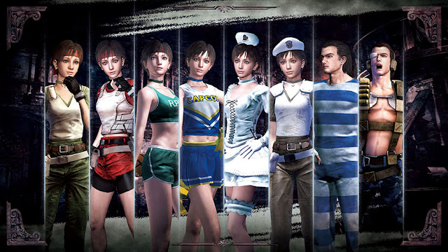 Download Game Resident Evil 0 HD Remaster CODEX