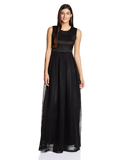 Bysi Womens Empire Dress