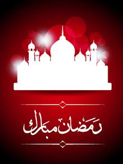 Sambut Ramadhan, Download Kumpulan Gambar Background Islami