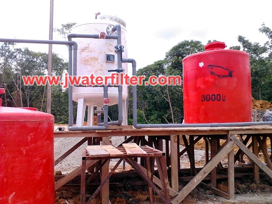 Filter Air Industri Kapasitas Besar