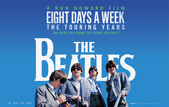 Canal+ diffuse « The Beatles : Eight Days A Week - The Touring Years »