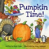 pumpkin time cover