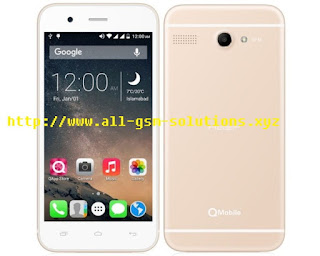 qmobile i2 flash file