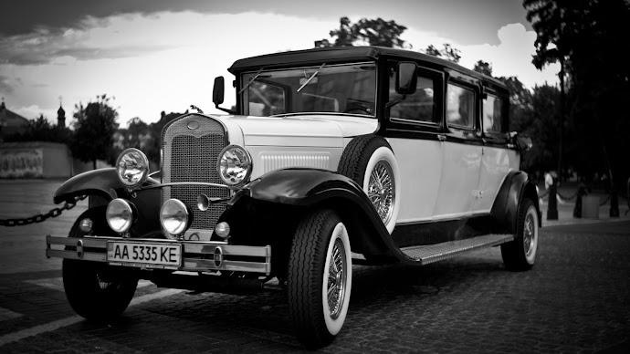 Wallpaper: Vintage Cars