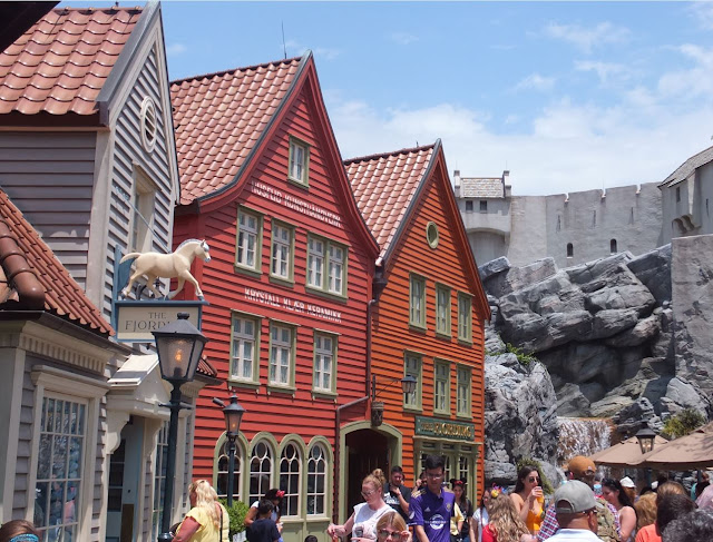 Norway Village EPCOT