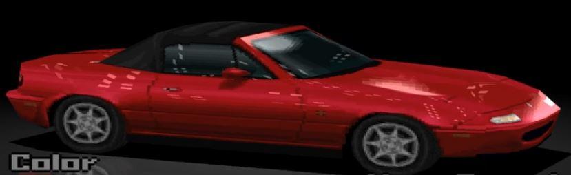 Mazda Eunos Roadster