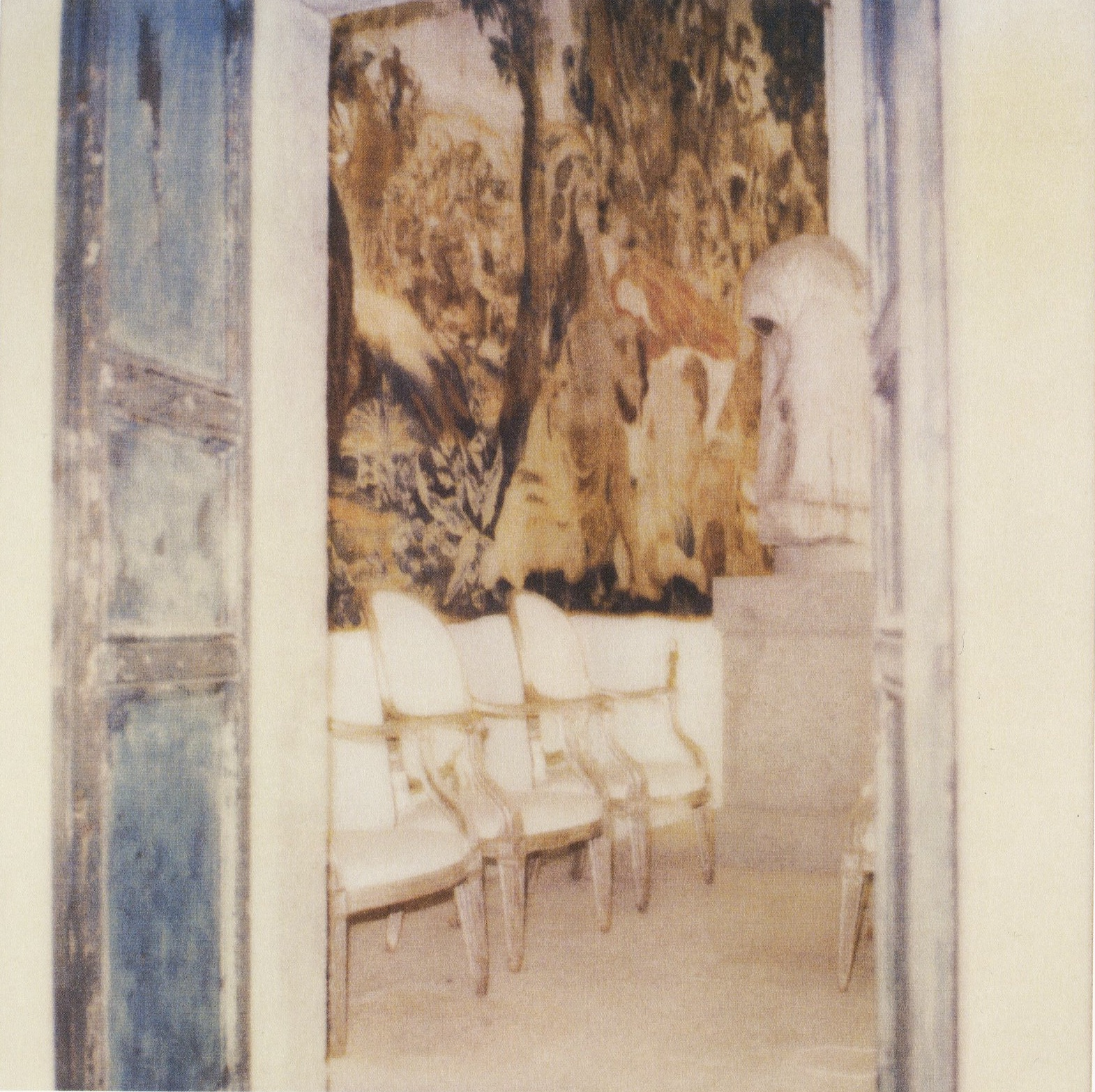 Bruno De Caumont For Pilar~: Cy Twombly's Photographs Of Interiors: 1951