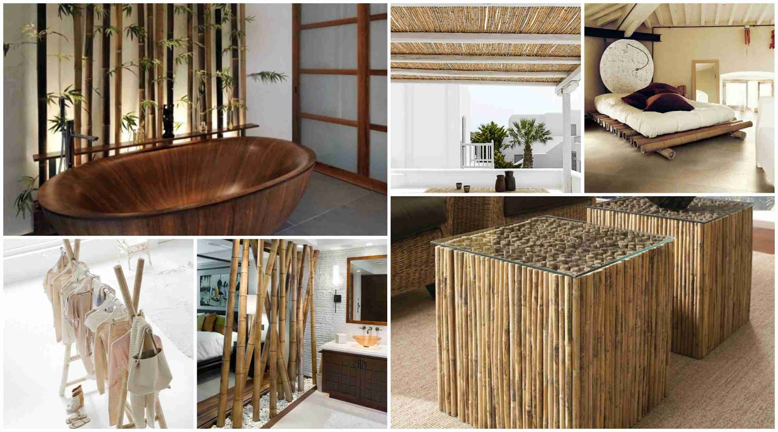 48 Inspiration Ideas Decorating With Bamboo