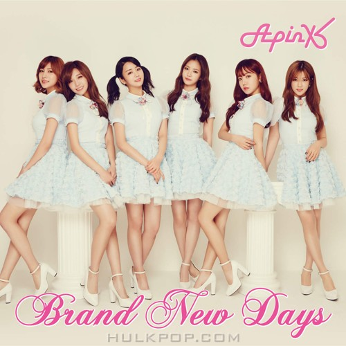 Apink – Brand New Days (Japanese) – EP (ITUNES PLUS AAC M4A)