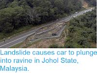 https://sciencythoughts.blogspot.com/2018/01/landslide-causes-car-to-plunge-into.html