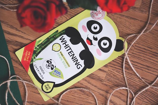 Маска для лица Cherimoa Panda (Ригла Панда №1) отзывы