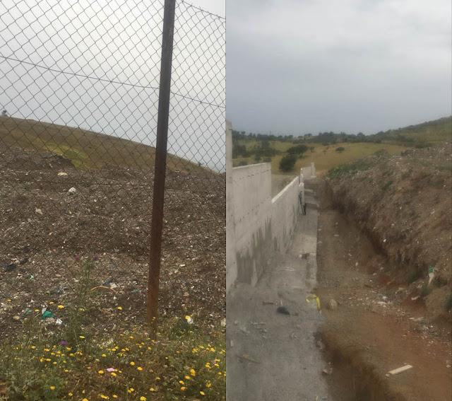 Άλλη μια χωματερή αποκαθισταται στο Δήμο Ερμιονίδας
