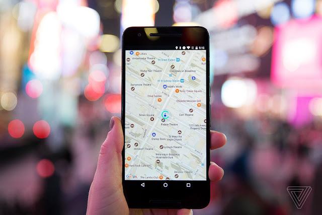 Mengatasi Error GPS Smartphone Android