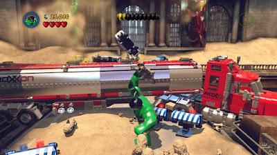 Download Game LEGO Marvel Super Heroes PC