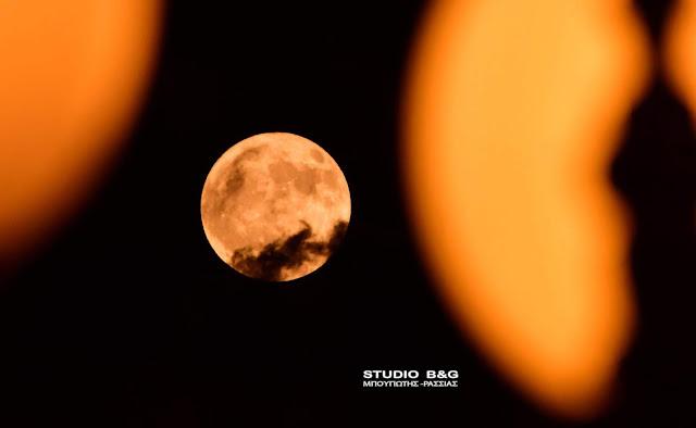 Έρχεται μερική έκλειψη Σελήνης και Πανσέληνος ορατή από την Ελλάδα