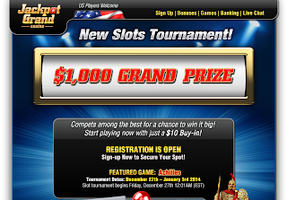 New Casino Race At Jackpot Grand Casino!